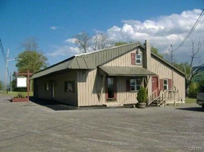 Herkimer NY Commercial A-Active: $199,000