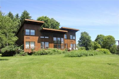 Hamilton Single Family Home A-Active: 2846 West Hill Road