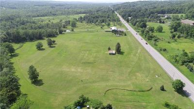 Residential Lots & Land Active Under Contract: Cazenovia Road