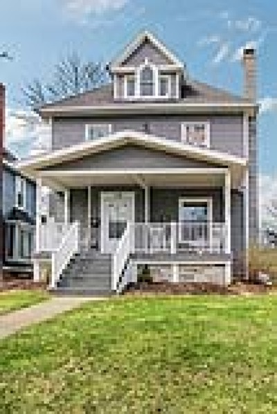 Cayuga County Single Family Home A-Active: 113 South Hoopes Avenue