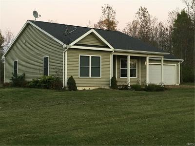 Cape Vincent NY Single Family Home C-Continue Show: $159,900