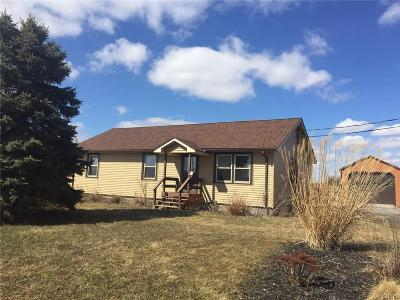 Single Family Home A-Active: 8479 State Route 90 Road North