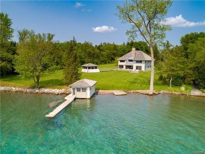 Single Family Home A-Active: 3205 East Lake Road