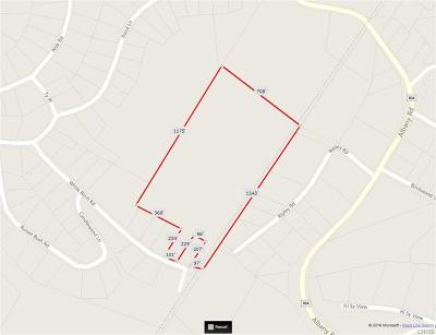 Utica Residential Lots & Land A-Active: White Birch Road Street