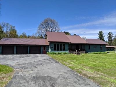 Lowville Single Family Home A-Active: 6917 Number Four Road
