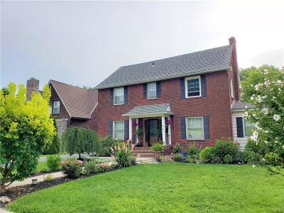 Syracuse Single Family Home A-Active: 514 Sedgwick Drive