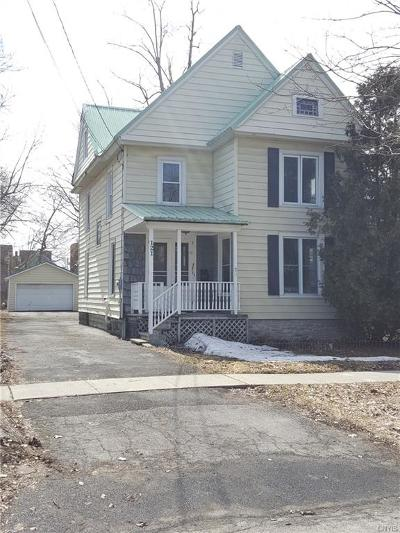 Single Family Home For Sale: 121 Flower Avenue