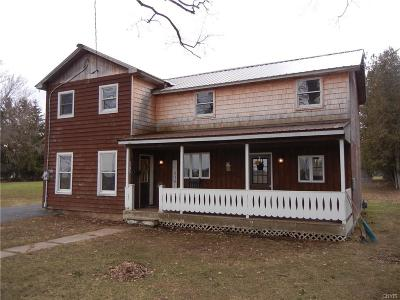 Lowville Single Family Home C-Continue Show: 5656 Maple Avenue