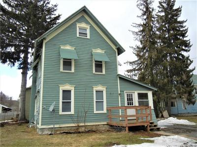 Lyons Falls NY Single Family Home C-Continue Show: $59,900