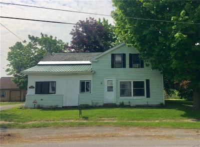 Brownville Single Family Home For Sale: 115 W Kirby Street