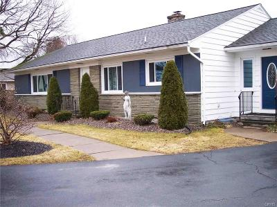 Utica Single Family Home A-Active: 1106 Sherman