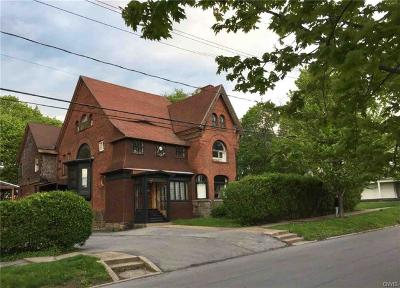 Utica Single Family Home A-Active: 15 Clinton Place