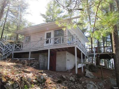 St Lawrence County Single Family Home A-Active: 409 Indian Point Rd/Prvt Road