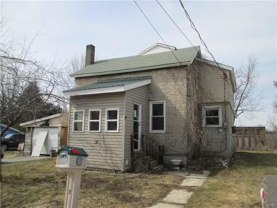 St Lawrence County Single Family Home A-Active: 110 Parker Street