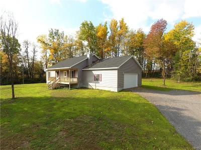 Jefferson County Single Family Home A-Active: 33115 Co Route 46