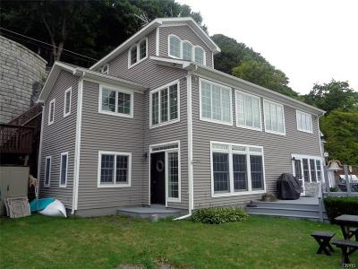 Single Family Home A-Active: 6897 North Glen Haven Road