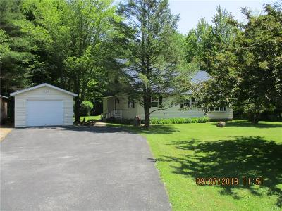 Orleans NY Single Family Home For Sale: $179,900