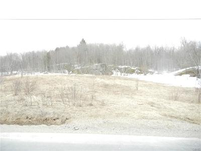 Carthage NY Residential Lots & Land U-Under Contract: $15,000