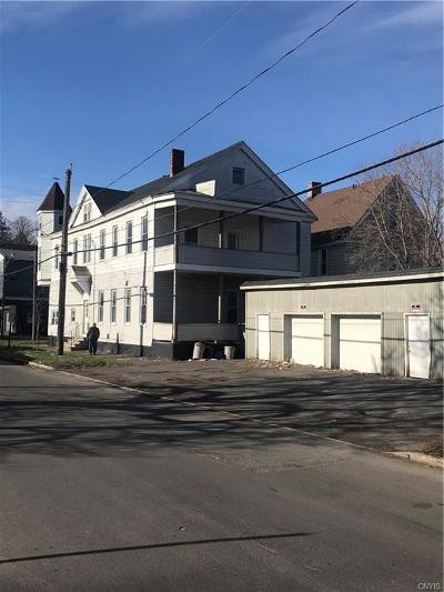 Syracuse Multi Family 2-4 A-Active: 109 Graves Street
