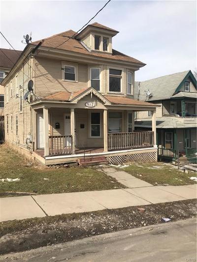 Syracuse Multi Family 2-4 A-Active: 312 Arthur Street