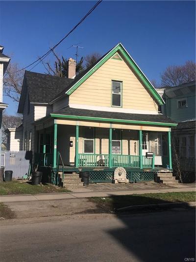 Syracuse Multi Family 2-4 A-Active: 1411 Butternut Street