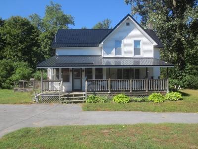 Rutland Single Family Home For Sale: 31872 Wilton Road