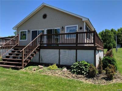 Cape Vincent NY Single Family Home A-Active: $159,900