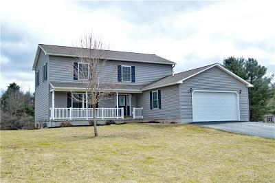 Single Family Home A-Active: 25428 Stewart Drive
