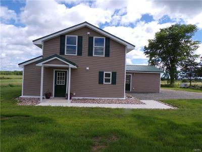 Single Family Home A-Active: 7652 Nys Route 12e