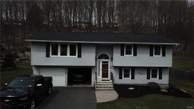 Syracuse Single Family Home U-Under Contract: 126 Terrytown Heights Drive