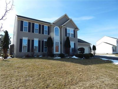 Syracuse Single Family Home A-Active: 4686 Manor Hill Drive
