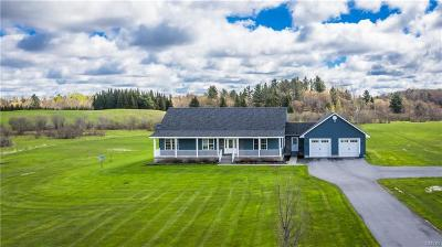 Jefferson County, Lewis County Single Family Home A-Active: 7466 McDonald Road