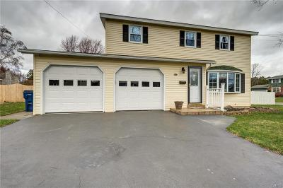 Syracuse Single Family Home C-Continue Show: 800 Granger Road
