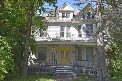 Utica Multi Family Home For Sale: 2500 Genesee Street