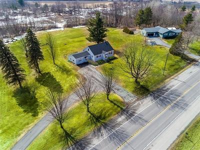 Champion Single Family Home Active Under Contract: 34326 State Route 26