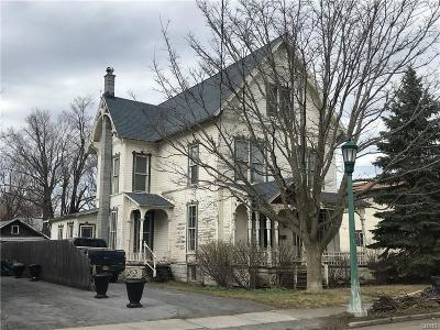 Watertown NY Single Family Home A-Active: $65,000