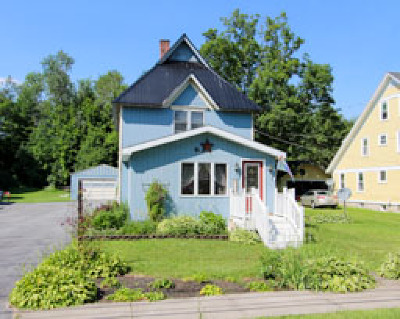Beaver Falls NY Single Family Home A-Active: $99,999