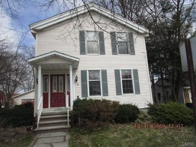 Single Family Home C-Continue Show: 15 East Oneida Street