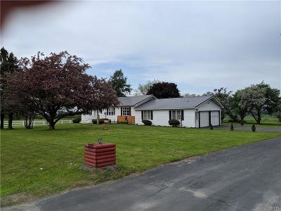 Lowville Single Family Home For Sale: 8212 State Route 26