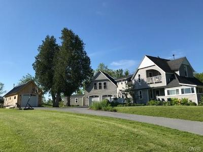 Single Family Home A-Active: 10854 County Route 125