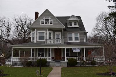 New Hartford Multi Family Home For Sale: 9415 Elm Street