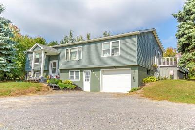 Rutland Single Family Home Active Under Contract: 28889 Nys Route 126