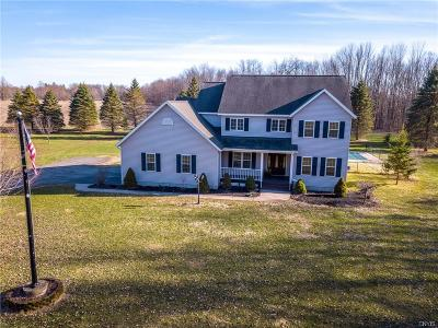 Oneida County Single Family Home A-Active: 10868 Depot Road
