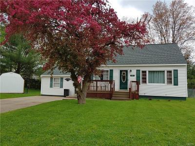 Whitesboro Single Family Home A-Active: 107 Waterbury Avenue