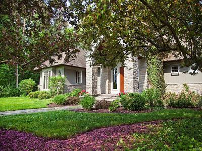 Cazenovia Single Family Home A-Active: 2055 Rippleton Cross Road