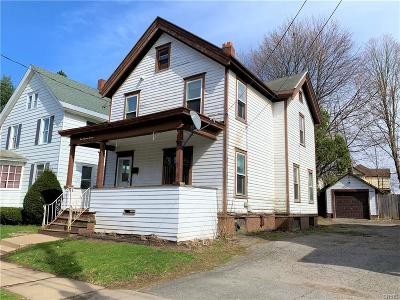 Rome Single Family Home U-Under Contract: 316 Expense Street
