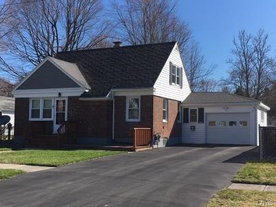 Watertown Single Family Home A-Active: 1387 Cosgrove Street