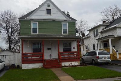 Utica Single Family Home For Sale: 1021 George Place