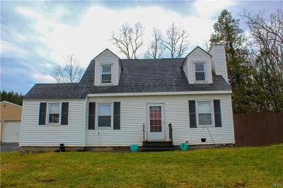 Vernon Single Family Home A-Active: 6832 State Route 5