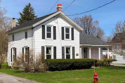 Jefferson County, Lewis County Single Family Home A-Active: 122 South Main Street